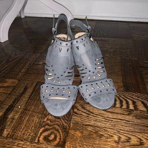Vince Camuto block heel sandal